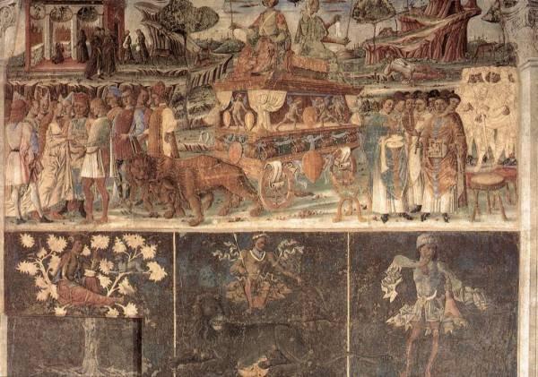 Allegory Of July Triumph Of Jupiter